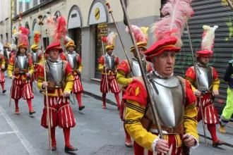 Corteo della Republica Fiorentina