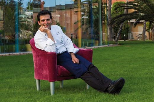 Luca Landi - Fonte: site do restaurante