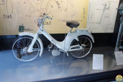 primeira bicicleta elétrica