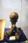 bolo e chuteira da Copa do Mundo de 1938