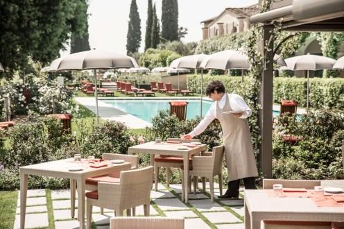 La Taverna - Restaurante piscina