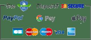 moyens de paiement sur passe maree