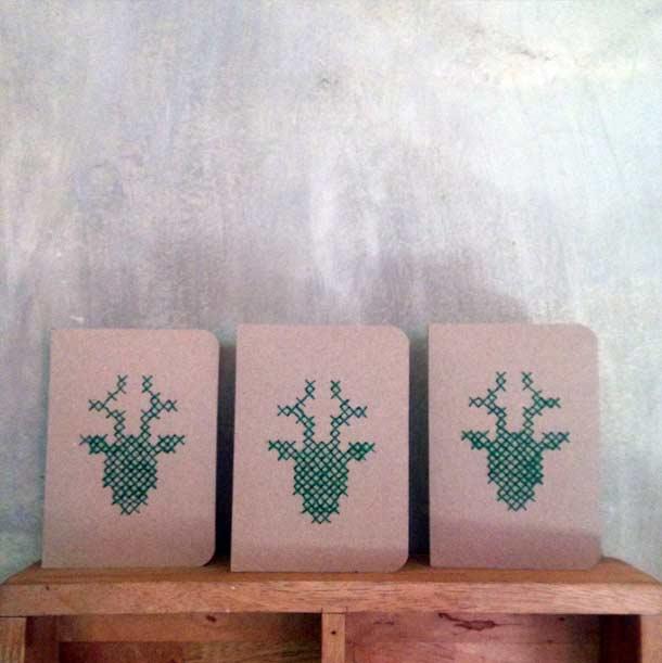 Bric-a-brac_Battambang_christmas-Card-Reindeer