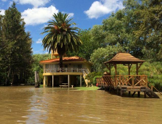 Tigre Delta, Argentina
