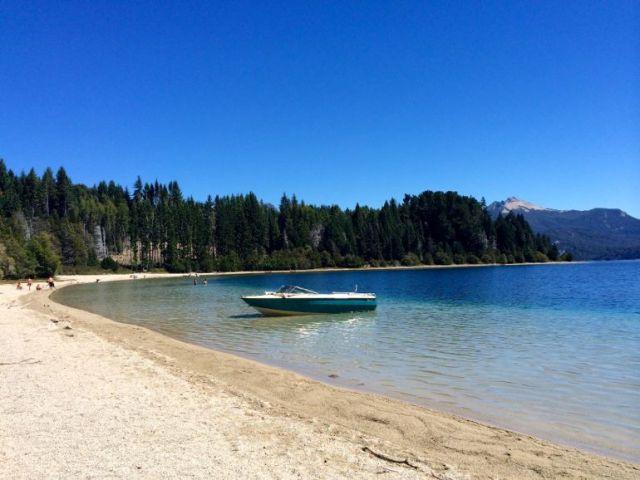 Victoria Island, Lake District, Argentina