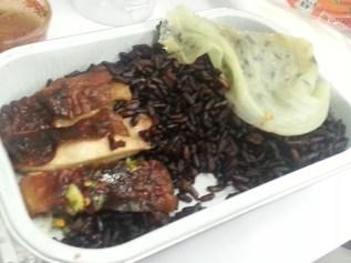 Air Asias meal