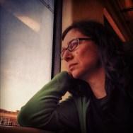 Núria ( @soy_bubu )    by Fran Simó passengers, ubiquography, womenarebeautiful,