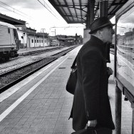 looking for the train ..           @editoftheday @photooftheday                      by Federico Giusti 4s, 55dslromafilm, ampt_community, blackandwhite, clubsocial, getpopular, igdaily, igers, igersitalia, igerslucca, igerstoscana, instagramhub, instagrammer, instaphone, instaprint, insta_shot, iphone, iphone4s, iphoneographer, iphoneography, istagood, jj, passengers, photooftheday, photostime, picoftheday, statigram, streetphoto_bw, ubiquography,