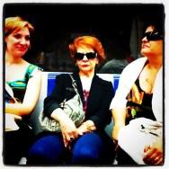Tres by Benjamín Julve passengers,