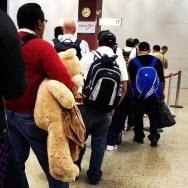 Con el oso a cuestas  by Rafa Pérez passengers,