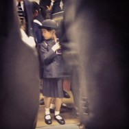 In between days     by Fran Simó japan, passengers, tokyo, ubiquography,