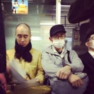 Begin     by Fran Simó japan, passengers, tokyo, ubiquography,
