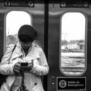 If you want to start to take pictures at the train and you don't know how to do, here's a tip: when they are using the phone, they won't notice you.... Se você quiser começar a tirar fotos no trem e não sabe como, aqui vai uma dica: quando eles estão no telefone, não irão te perceber...  by Paulo Wang amigersbr, blacknwhite_perfection, bnw_life, brasilpb, bwstyles_gf, bw_amigersbr, cameraviajante, chiquesnourtemo, federation_francaise_du_fenec_furtif, galeriamink, ic_bw, ic_streetlife, ig_saopaulo, jornalistasdeimagens, mafia_streetlove, metrofeelings, mono_street, most_deserving_bw, my_flagrants, passengers, pix_mania, rsa_streetview, sambapix, streetbw, streetphoto_brasil, tremstations, vidanoolhar, youmustsee,