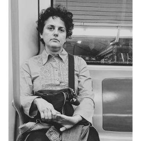 Lady Grey by Antonio Jiménez Lara commuters, madrid, metro, passengers, streetlife, streetphotography, streetphotomadrid, streetportrait, total_streets,