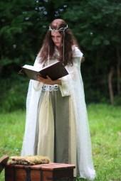"Morgane, spectacle ""Lancelot"""