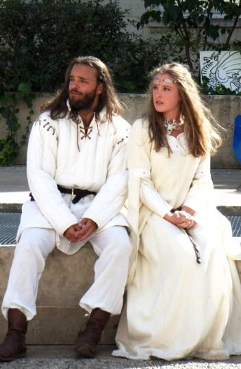 """Lancelot et Elaine, """"Lancelot"""", Tours 2016"""