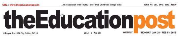 2012_01_28_The Education Post_Masthead