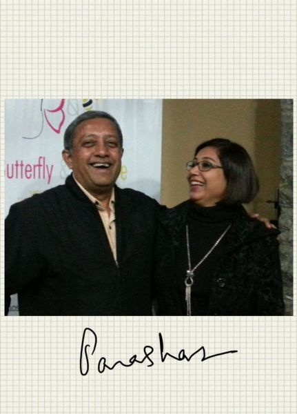 Poetess Sujata Parashar was fascinated by the S-Pen and S-Memo of Note 2