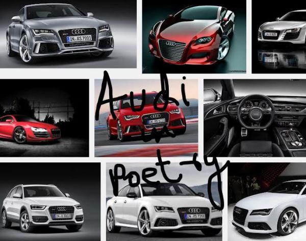Audi in poetry