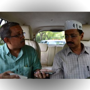 """Till now the people didn't have a choice. They now have a choice."" An interview with Arvind Kejriwal"