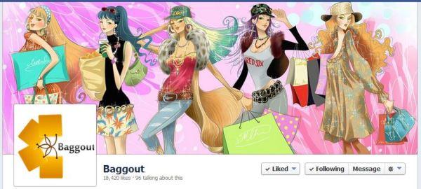 Baggout on Facebook