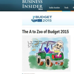 The A to Zoo of Budget 2015