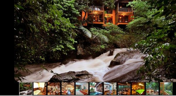 Vyathiri resort... just one of the options for stay. Image courtesy: Cleartrip website
