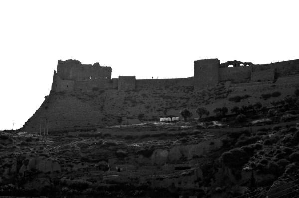 Karak Castle, Jordan... where we learned the art of warfare