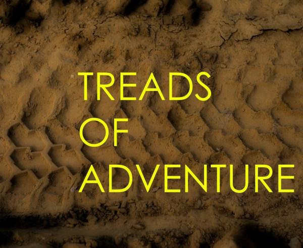 Treads of Adventure... on #JKTyreRanger