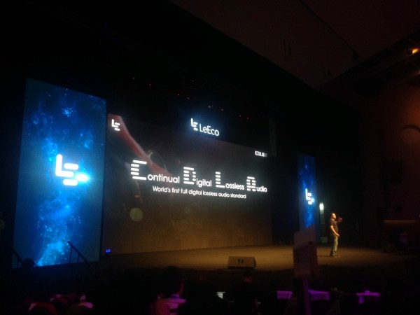 Is audio going to be the new buzzword? LeEco launch in Delhi