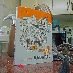 GOLI - Review of 'My Journey with Vadapav'
