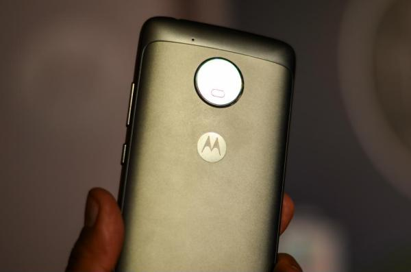 The Moto G5 Plus