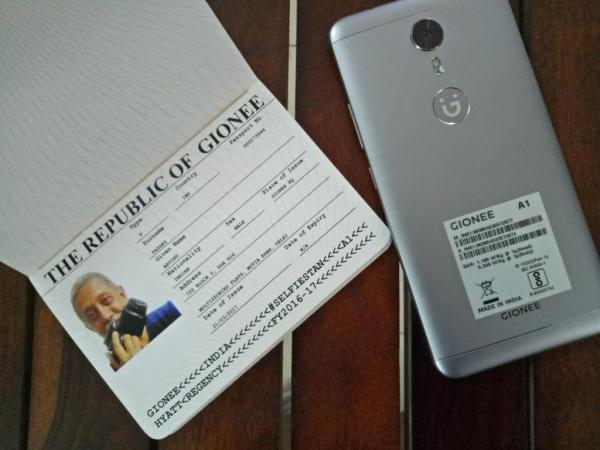 Gionee A1 -- could be your passport to a younger world!