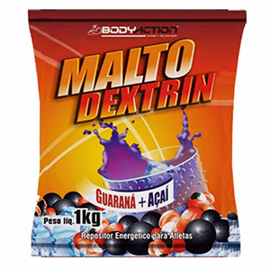 MALTODEXTRIN BODY ACTION 1000 G SABORES