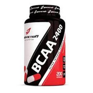 BCAA 2400 BODY ACTION 100 CÁPSULAS