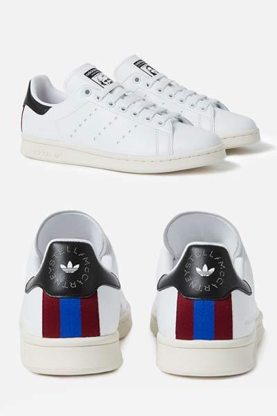 Stella McCartney x Adidas - Stan Smith Vegan