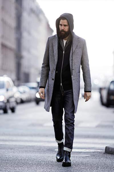 choisir et porter un hoodie homme