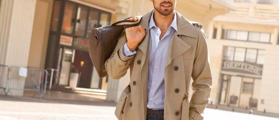 comment choisir un trench-coat homme