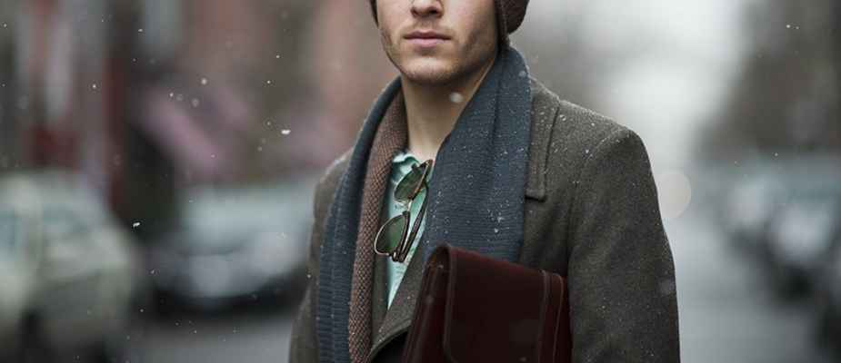comment s'habiller en hiver homme