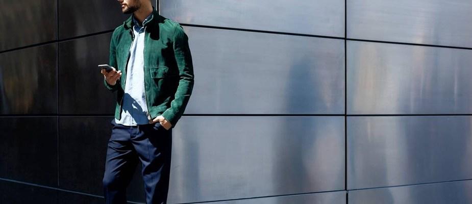 habiller pour le printemps homme