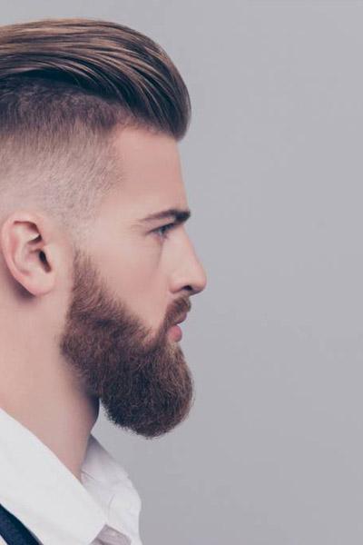 bienfaits de l'huile de ricin pour la barbe