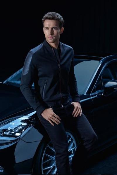 Porsche x Boss veste et pantalon stretch