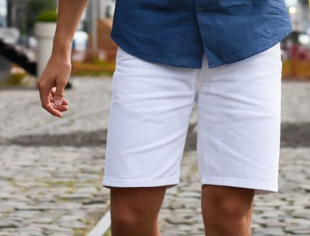 comment porter un short homme