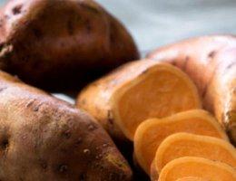 bienfaits de la patate douce
