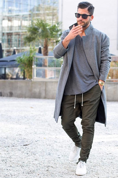 look homme casual chic