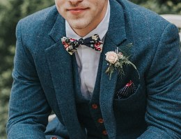 idée de tenues pour une mariage homme