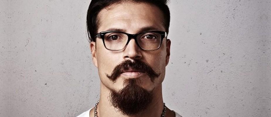 barbe à la van dyke