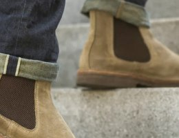 nettoyer chaussure en daim