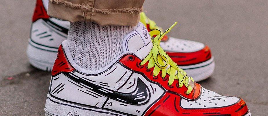 customiser ses chaussures