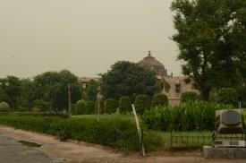 Luscious Lawns at Purana Qila